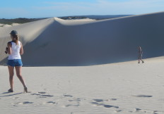 Family Trail on the Cape West Coast