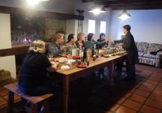 Alexanderfontein Olive tasting