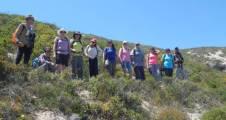eve's trail, west coast trail
